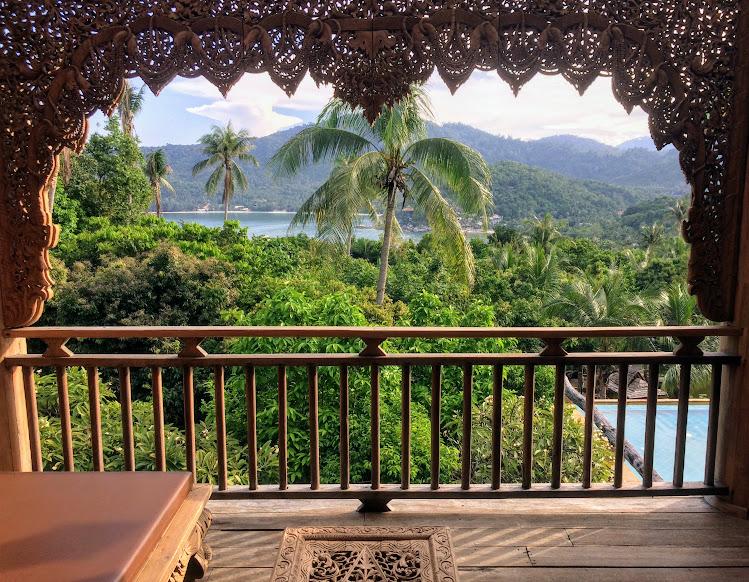 מלון סנטיה (santhyia) בטונג נאי פאן. המלצות לחופשה בתאילנד