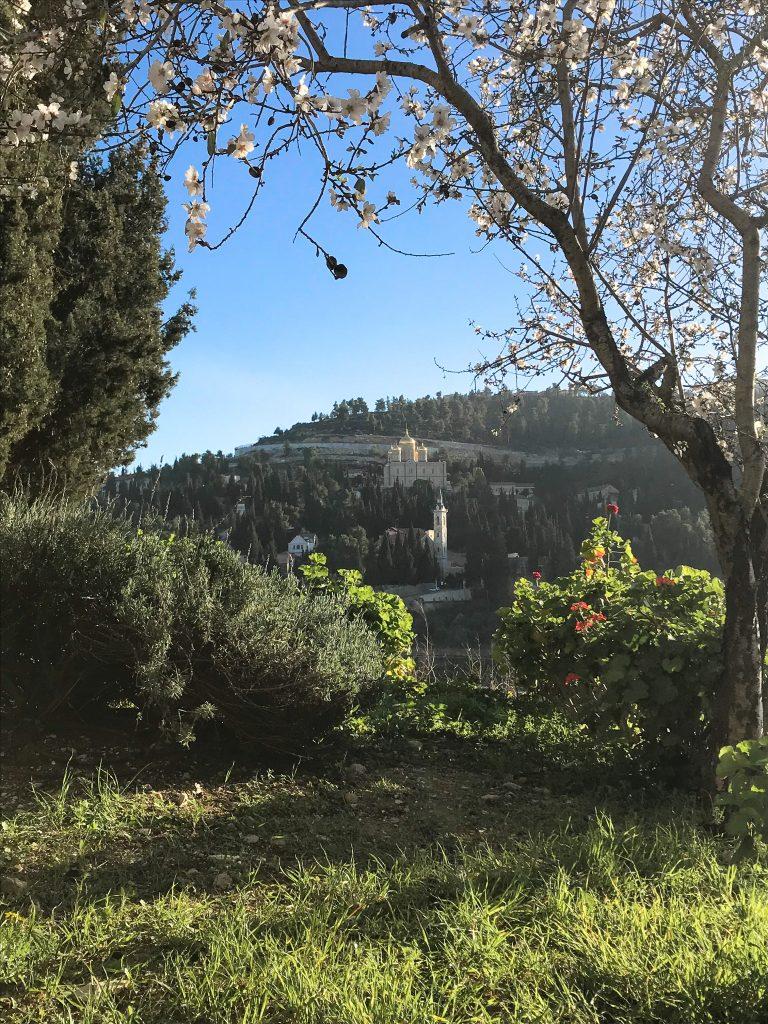 מנזר האחיות מציון בעין כרם. טיול יום והמלצות לביקור באתרים נוצריים בירושלים