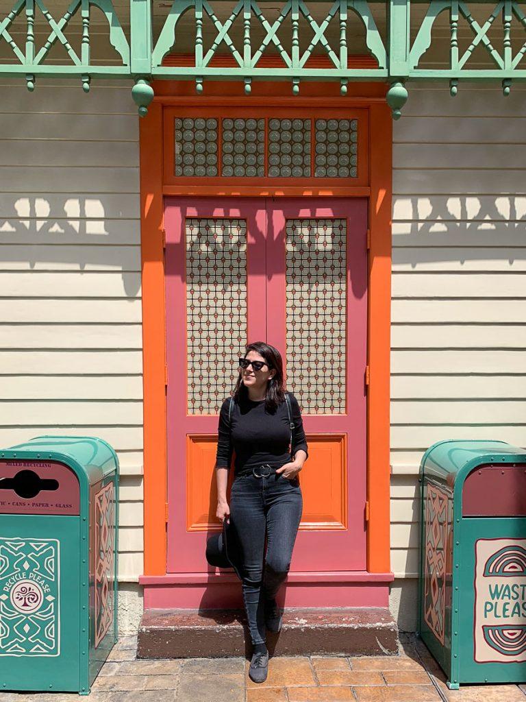 פינה יפה בדיסנילנד. מתוך טיול בלוס אנג'לס: מה עושים, איפה ישנים ואיזה מקומות אסור לפספס בעיר המלאכים