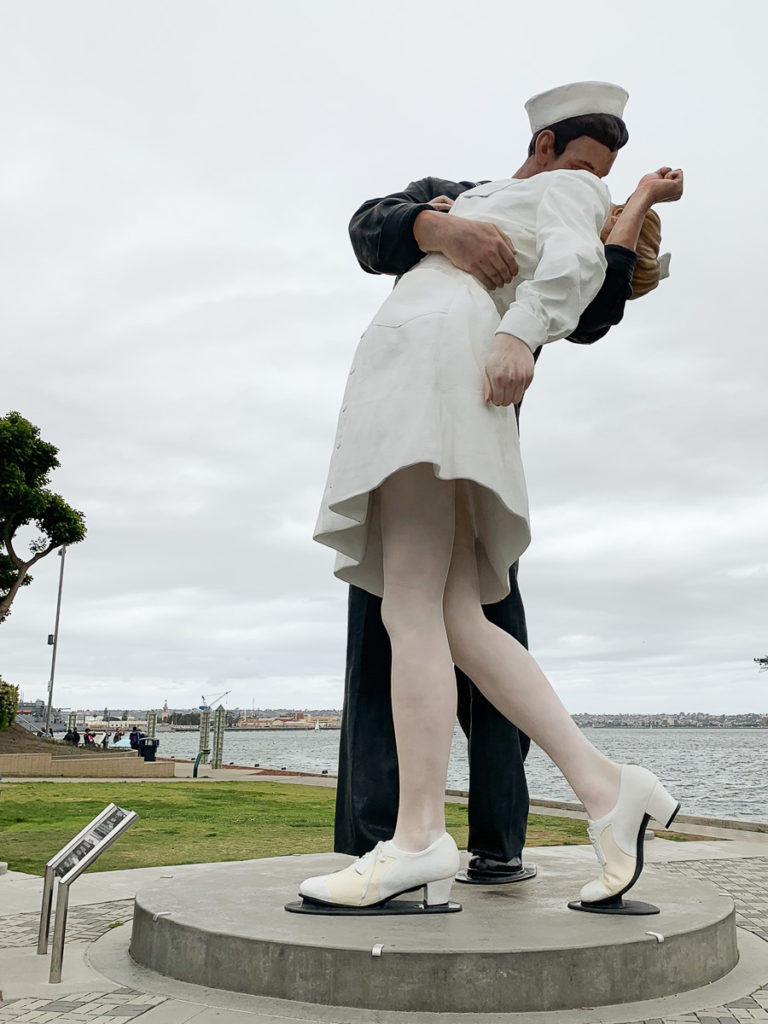 פסל הנשיקה. המלצות לחופשה בסן דייגו: באיזה מקומות כדאי לטייל, איפה כדאי לישון ומה כדאי לעשות בעיר הנופש שבקליפורניה