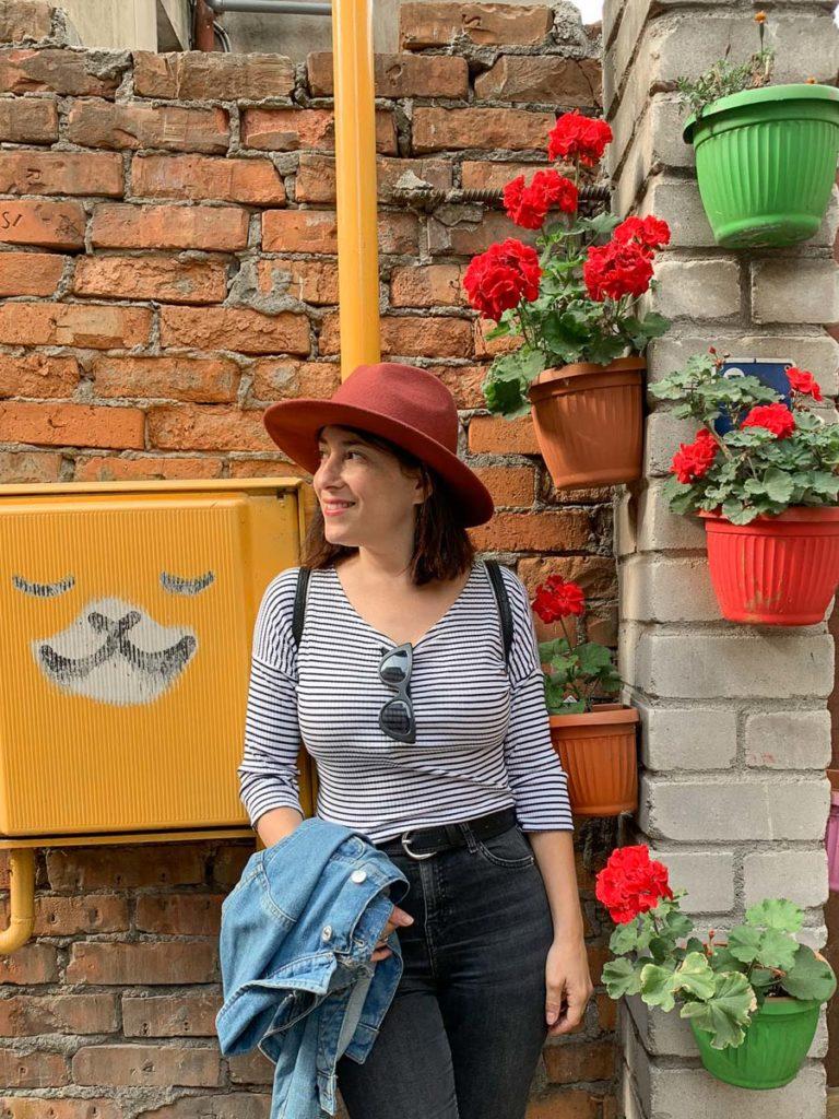 """קובנה: העיר הגי מגניבה בליטא. מה עושים ואיפה אוכלים במהלך סופ""""ש חופשה בעיר המזרח אירופאית. בתמונה: גלריית החצר"""